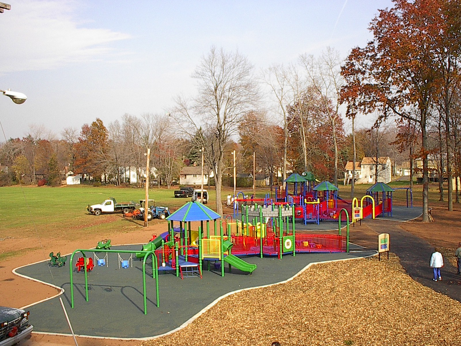 Boundless Playgrounds